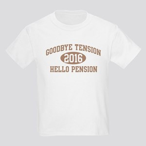 Hello Pension 2016 Kids Light T-Shirt