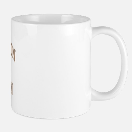 Hello Pension 2013 Mug
