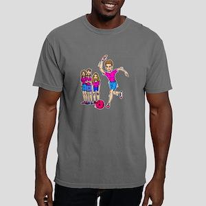 Women's bowling Team Mens Comfort Colors Shirt
