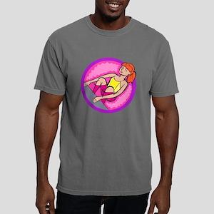 Back Stroke Mens Comfort Colors Shirt