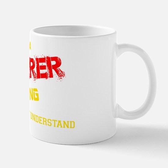 Cute Federer Mug