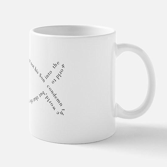 John 3:17 Ichthys Mug