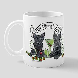 Scottish Terrier Double Mug