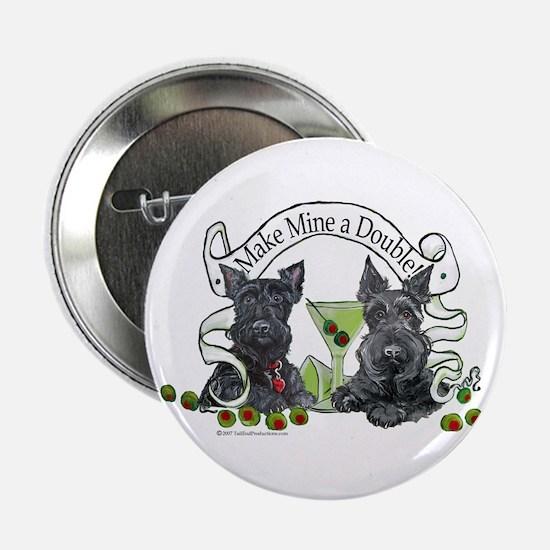Scottish Terrier Double Button