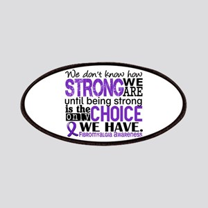 Fibromyalgia HowStrongWeAre Patches