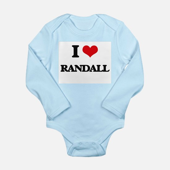 I Love Randall Body Suit