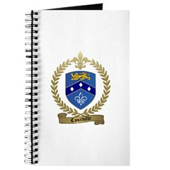 COURVILLE Family Crest Journal