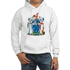 Victoria Coat of Arms Hoodie