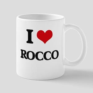 I Love Rocco Mugs
