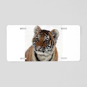 Tiger_2015_0114 Aluminum License Plate