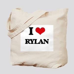I Love Rylan Tote Bag