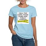 Call the Cops Women's Light T-Shirt