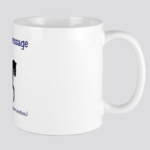 Western Dressage - It's not just Dressa Mug
