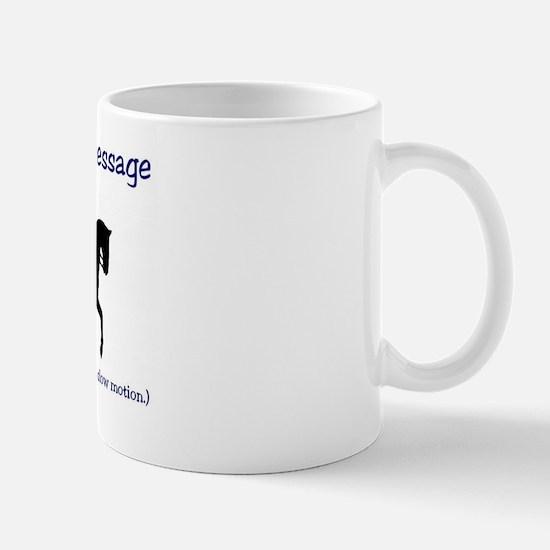 Western Dressage - It's not just Dressa Mug