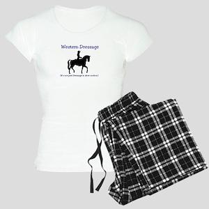 Western Dressage - It's not Women's Light Pajamas