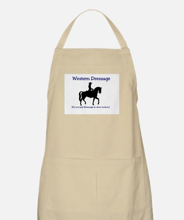 Western Dressage (It's not just Dressage in Apron