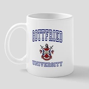 GOTTFRIED University Mug