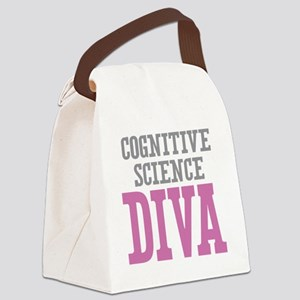 Cognitive Science DIVA Canvas Lunch Bag