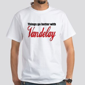 """""""Things Go Better With Vandelay"""" T-Shirt"""