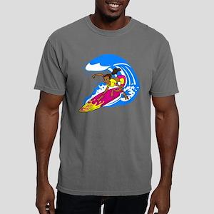 Hang 10! Mens Comfort Colors Shirt
