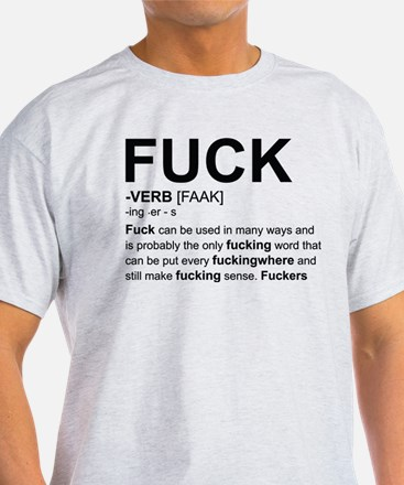 Definition of Fuck T-Shirt