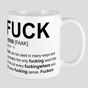 Definition of Fuck Mugs