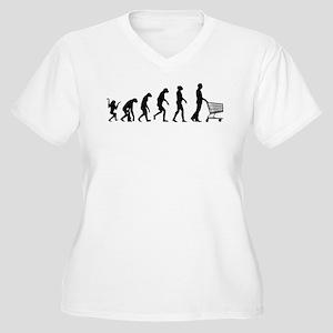 Shopping Evolution Plus Size T-Shirt