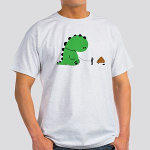 Oh Shit, Funny Dino T-Shirt