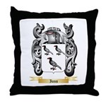 Ions Throw Pillow