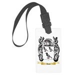Ions Large Luggage Tag