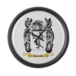 Ionnidis Large Wall Clock
