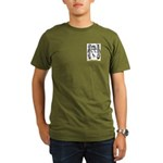Iohananof Organic Men's T-Shirt (dark)