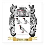 Iohananof Square Car Magnet 3