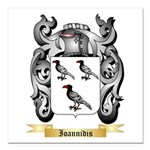 Ioannidis Square Car Magnet 3