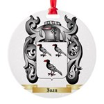 Ioan Round Ornament