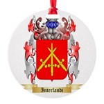 Interlandi Round Ornament