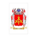 Interlandi Sticker (Rectangle)