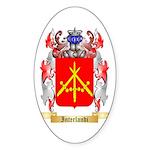 Interlandi Sticker (Oval 10 pk)
