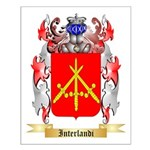 Interlandi Small Poster