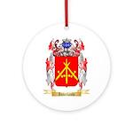 Interlandi Ornament (Round)