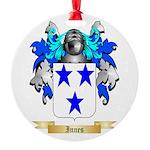 Innes Round Ornament
