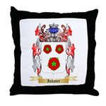 Inkster Throw Pillow