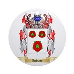 Inkster Ornament (Round)