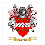 Inkersoll Square Car Magnet 3