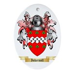 Inkersoll Ornament (Oval)