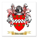 Inkersole Square Car Magnet 3