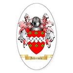 Inkersole Sticker (Oval 50 pk)