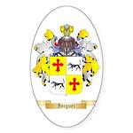 Iniguez Sticker (Oval 50 pk)