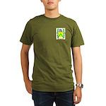 Ings Organic Men's T-Shirt (dark)