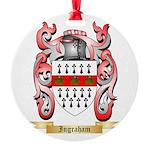 Ingraham Round Ornament